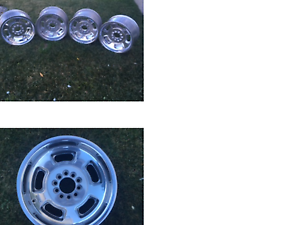 HALLIBRAND LOOK A LIKE  ALLOY WHEELS Ulverstone Central Coast Preview