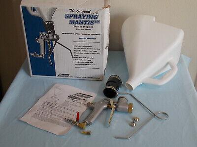 Superior Tools - Spraying Mantis Hopper Drywall Texture Gun - Item No 55-050
