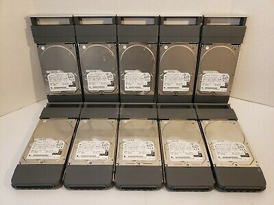 10x Apple A1009 Xserve Hitachi 250GB Hard Drive Tray Caddy 620-2478 HD 655-1166B