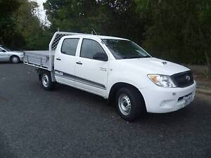 2006 Toyota Hilux SR ,4X2 ,3.0 LITRE TURBO DIESEL,MANUAL. Holbrook Greater Hume Area Preview