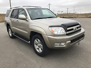2004 Toyota 4Runner Limited. 4x4
