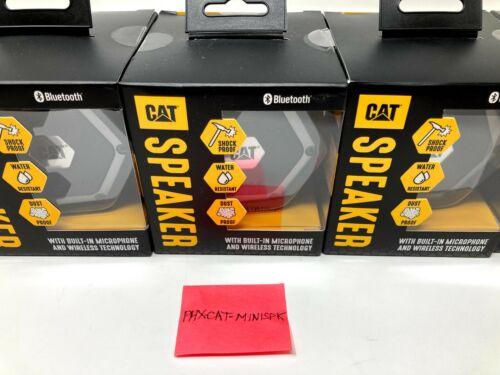 CAT S41 S42 S61 S62 Bluetooth Speaker CAT-BT-MINISPK Shock proof Water Resistant