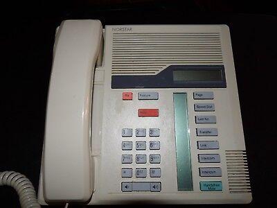 (2)Nortel/Norstar Meridian Business Phone M7208 Ash - Norstar Meridian M7208