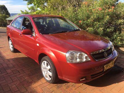 Holden Viva 2006 Sedan for sale!!