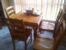 5 Piece Dining Suite -  Solid Timber Camden Camden Area Preview