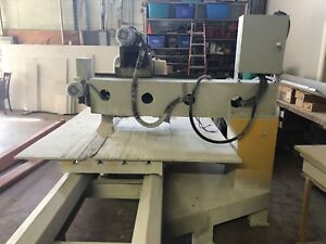 Marble & Granite Sliding Bridge Saw