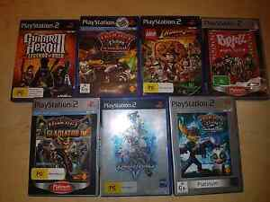 Playstation 2 Games Menai Sutherland Area Preview
