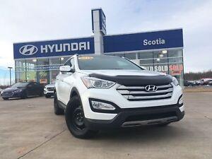 2016 Hyundai Santa Fe Sport LUXURY - $174 Biweekly - Remote Star