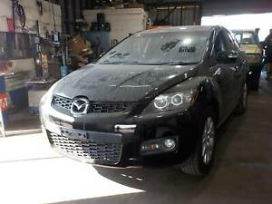 WRECKING MAZDA CX-7 2.3L TURBO AUTO GOOD RUNNING ENGINE North St Marys Penrith Area Preview