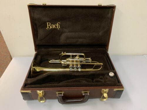 Bach Stradivarius Model 37 Cornet