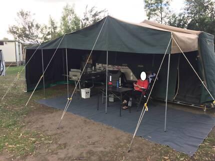 Rear Fold Camper Trailer Ranelagh Huon Valley Preview