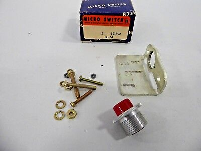 Honeywell 12ma2 Micro Switch Push Button