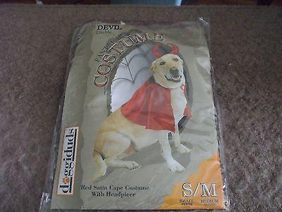 dog devil costume size s/m by - Dog Devil Costume