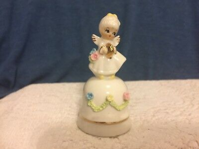 Vintage Angel bell Porcelain Gifts from around the World for McCrory