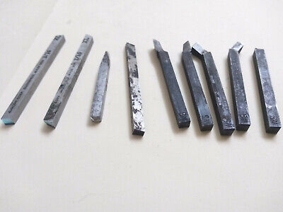 Lathe Hss Square Cutting Tool Bits - Boley Levin Watchmakers Lathe