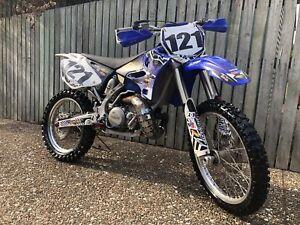 Yamaha yz 250 07