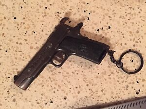 Small Toy Die-Cast TE-M6 Model P-54 Cap Gun
