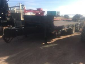 Bws equipment trailer