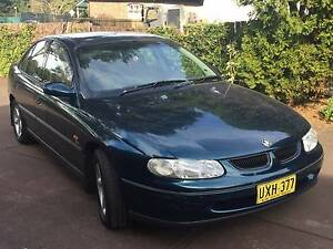 1998 Holden Commodore 5 Seat Sedan 1 Year Rego!!! Haberfield Ashfield Area Preview