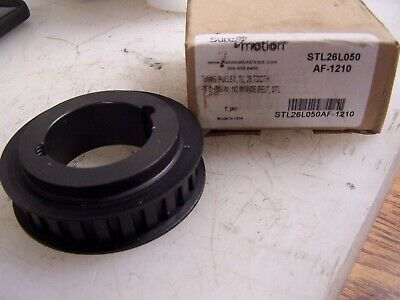 New Automation Direct Timing Pully 26l050 1610 Taper-lock Stl26l050af 1210