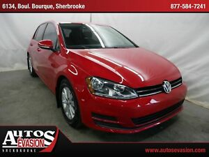 2015 Volkswagen Golf 1.8 TSI + BLUETOOTH, VENDU MERCI !! SOLD