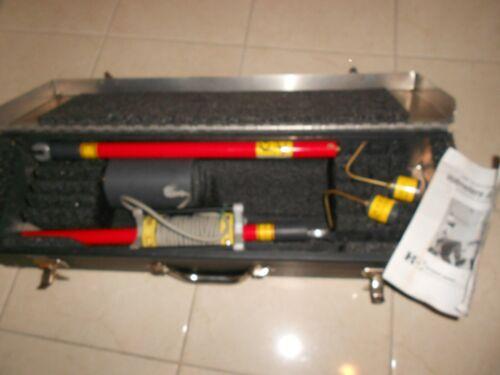 HD ELECTRIC MARK 1 PHASER VOLTMETER LINEMAN TOOL