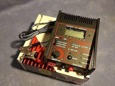 Robbe 8061 Power Peak 3 Plus  12V  6,5A  NEU in OVP