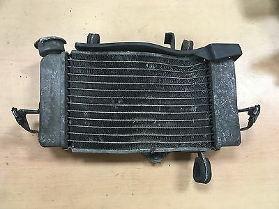 <em>YAMAHA</em> YZF R125 ENGINE COOLING RADIATOR RAD 08 09 10 11 5D7 2008 2009