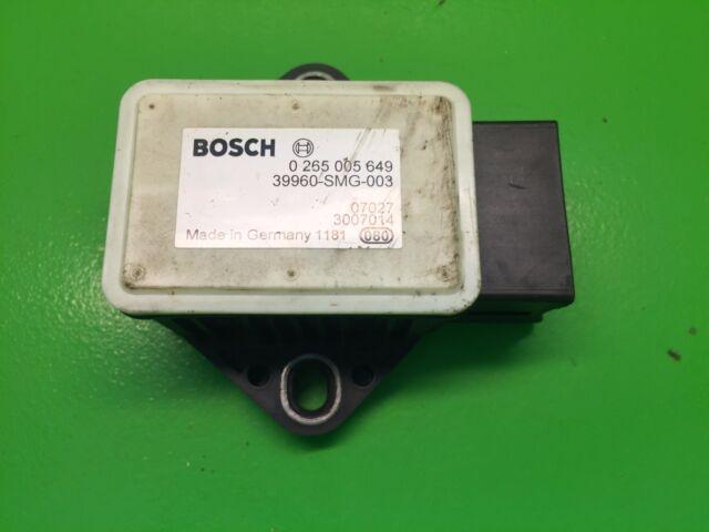 HONDA CIVIC 06-11 MK8 ESP YAW RATE SENSOR 0265005649