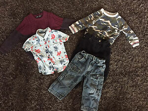 Boys clothes size 2-3