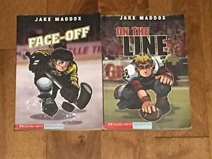 2 Sports Chapter Books