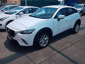 2015 Mazda CX-3 Wagon Armidale Armidale City Preview