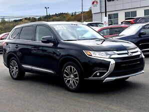2016 Mitsubishi Outlander GT - Leather, Sunroof, Rockford Fosgate, 7 Pass.