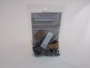 Electrohome G07-CBO GO7 Monitor Cap Kit 105C Nichicon