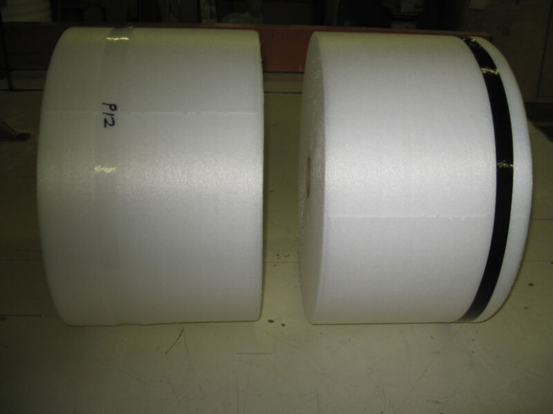 "1/16"" PE Foam Protective Packaging 12"" X 1250"