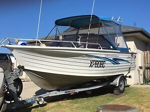 Quintrex 530 Freedom Sport, 115HP Yamaha Mount Coolum Maroochydore Area Preview