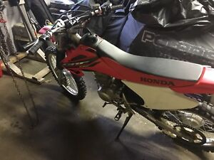 selling 2004 honda crf 230
