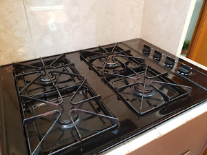Kenmore 4 burner gas cooktop stove top