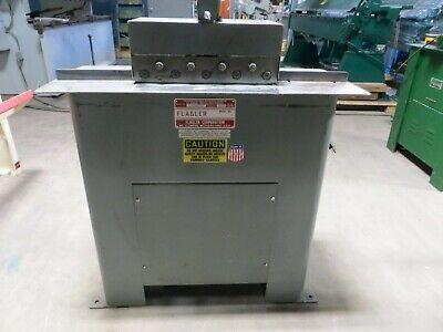 Used 20 Ga. Flagler Pittsburgh Rollforming Machine