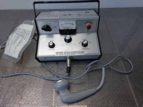 Rich-Mar IV Ultrasound Therapy Apparatus with Probe