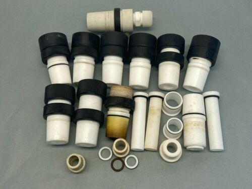 Clemglass PTFE Stirrer Bearing LOT OF Various Sizes 19-30mm ID