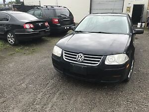 2008 VW Jetta City Parting Out
