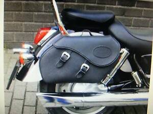 MOTOR BIKE- OIGINAL  KENTUCKY DRIVE SADDLE BAGS - VERY LITTLE USE Murrumba Downs Pine Rivers Area Preview