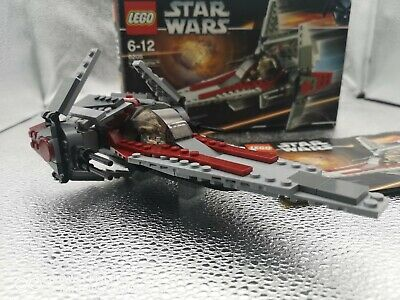 Lego 6205 Star Wars V Wing Fighter