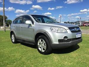 2010 Holden Captiva Wagon 7 seats Automatic Maddington Gosnells Area Preview
