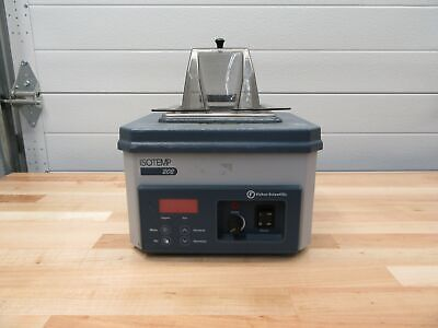 Fisher Scientific Isotemp 202 Digital Water Heated Bath