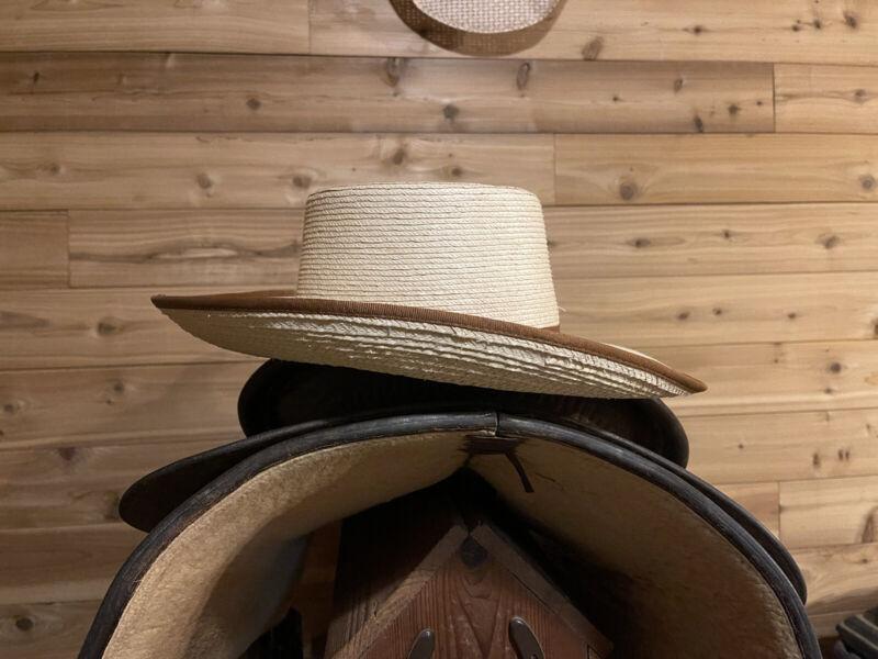 Sunbody Reata Palm Hat size 6 7/8