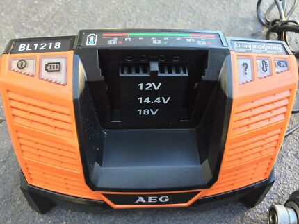 Aeg charger brand new Casula Liverpool Area Preview
