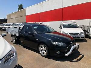 2008 Ford Falcon FG XR6 CAB CHASSIS Manual Ute Lilydale Yarra Ranges Preview