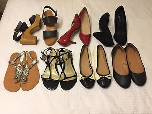 Assorted womens shoes (size 38, 39) Darlinghurst Inner Sydney Preview